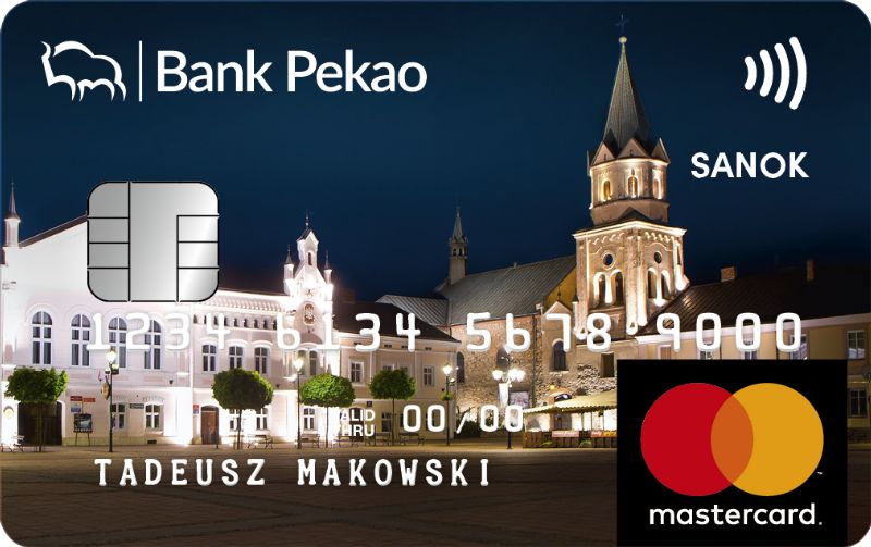 BANK PEKAO SANOK